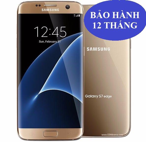 Samsung S7 Edge 2 sim G935FD Gold hàng Xt mới 100%.