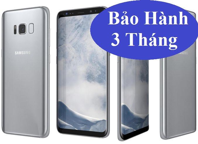 Samsung Galaxy S8 PLus 2 sim 64Gb Arctic Silver hàng Xt đẹp LikeNew FullBox.