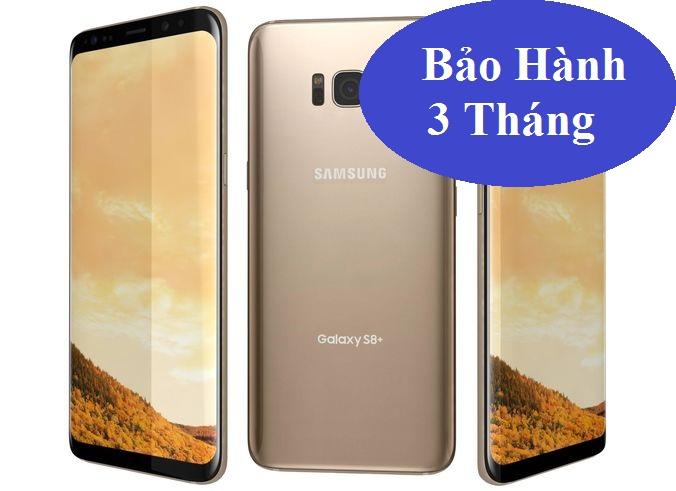 Samsung Galaxy S8 PLus 2 sim 64Gb Gold hàng Xt đẹp LikeNew FullBox.