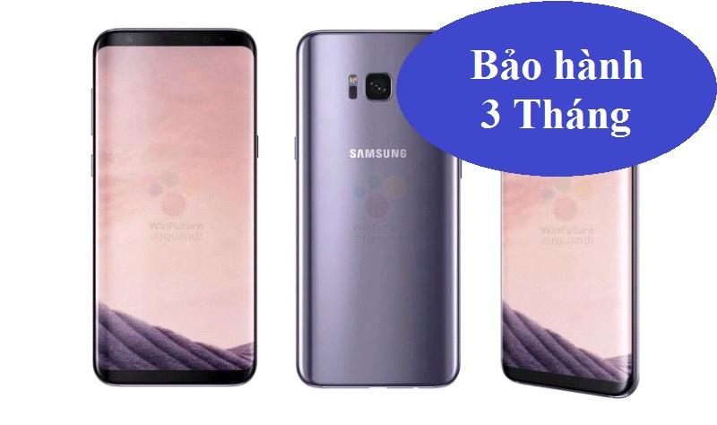 Samsung Galaxy S8 PLus 2 sim 64Gb Orchid Gray hàng Xt đẹp LikeNew FullBox.