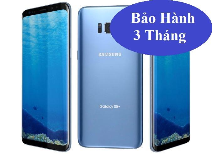 Samsung Galaxy S8 Plus 1sim Blue Coral  bản Quốc Tế G955F hàng Xách tay,máy đẹp 99% FullBox