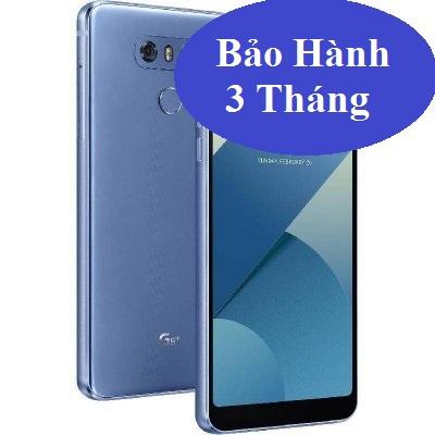 LG G6 Plus 2sim 128Gb LG-H870DSU hàng Xtay bản Quốc tế Blue,đẹp 99% có sạc,cáp,tai nghe zin.
