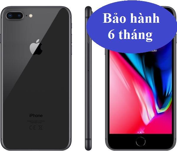 *Iphone 8 Plus 64GB Gray Bản QT MỸ