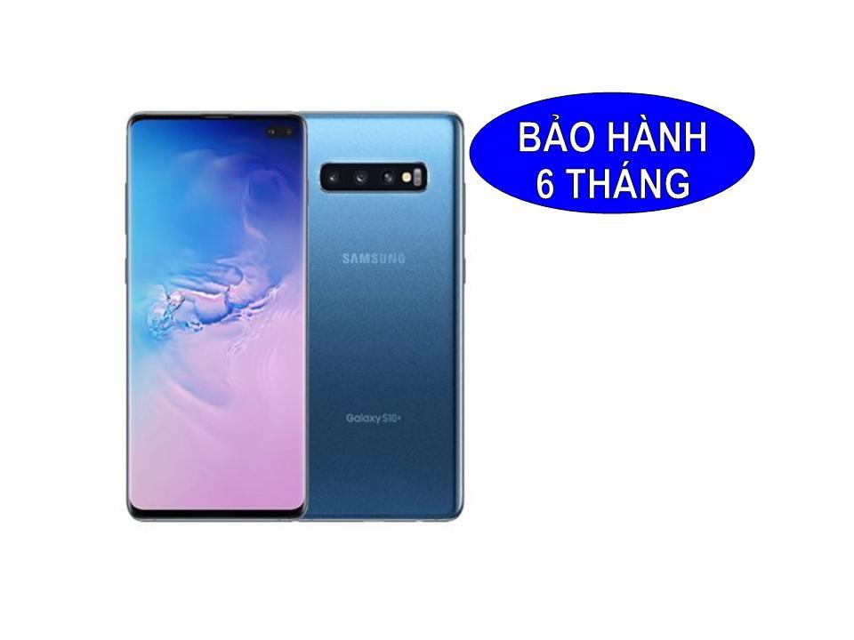 Samsung S10 Plus bản QT Mỹ 128G máy mầu Prism Blue