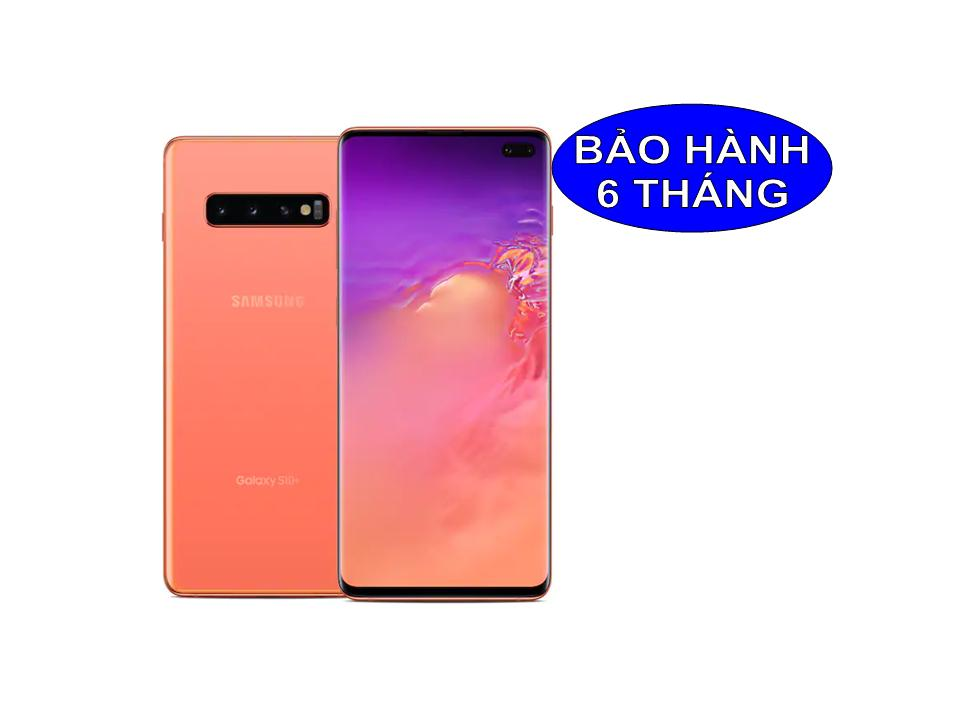 Samsung S10 Plus bản QT Mỹ 128G máy mầu Flamingo Pink