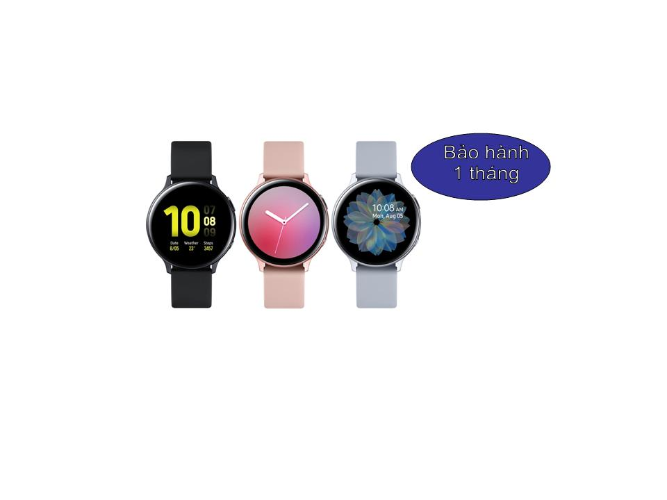 Galaxy Watch active 2.Bản nhôm 44mm
