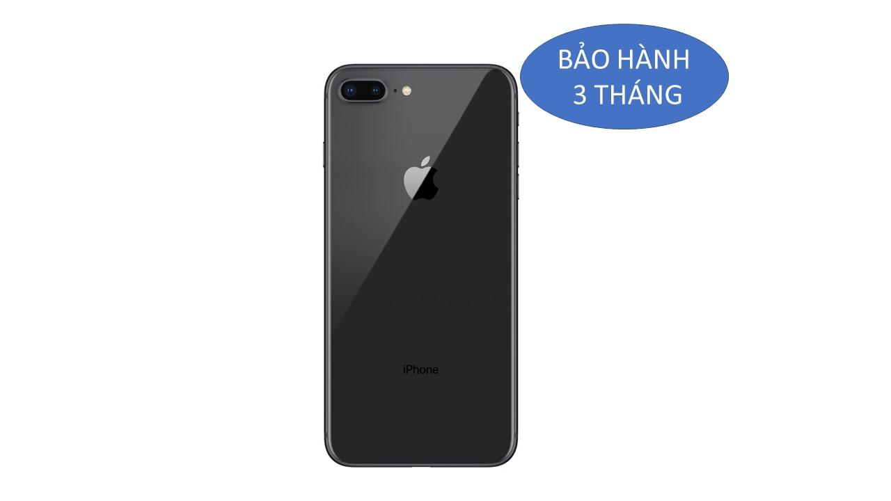 *Iphone 8 Plus 64GB Đen bản QT MỸ máy đẹp suất sắc k vết xước kèm sạc cáp zin