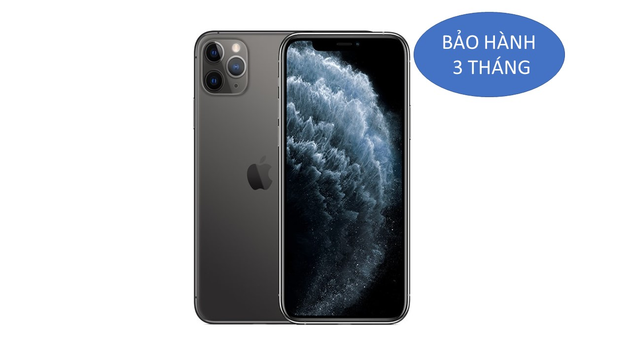 Iphone 11 Pro bản QT Mỹ 64G màu đen đẹp xuất sắc