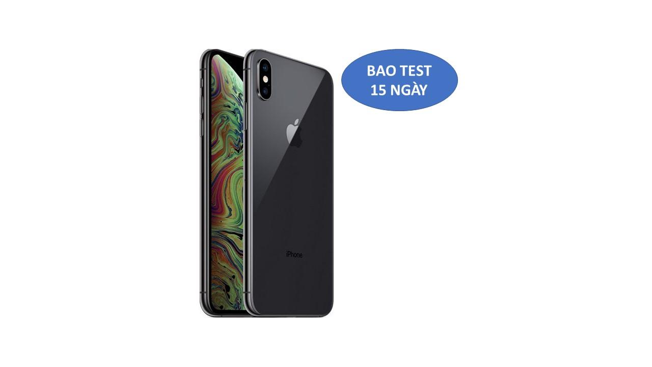 Iphone XS Max 64G QT Mỹ mầu đen hình thức 98%