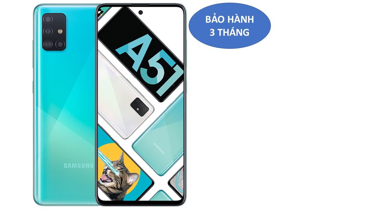 Samsung A51 xanh hàng công ty full box